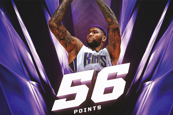 考辛斯56分比赛回顾 考辛斯56分高清视频