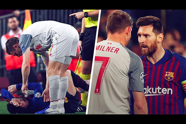 梅西与米尔纳的恩怨情仇!米尔纳赛后评价梅西!