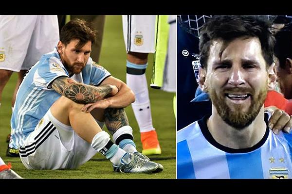 梅西阿根廷国家队生涯的悲情!梅西生涯的遗憾能否完成!