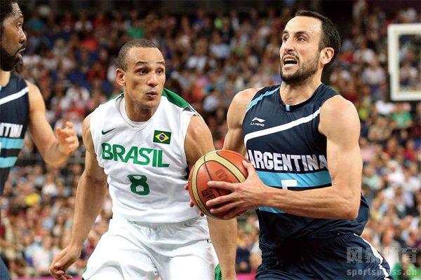 阿根廷男篮黄金一代实力如何?拿过奥运冠军吗