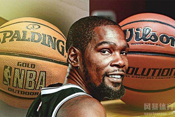 NBA更换比赛用球