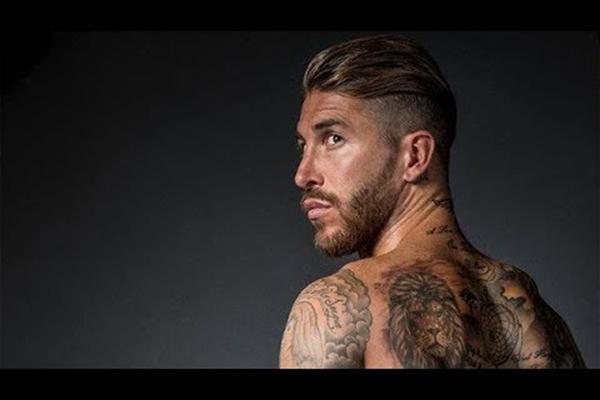 拉莫斯领衔的巨星纹身!盘点运动员停止纹身的理由!