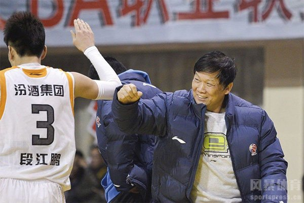 前山西队老板王兴江