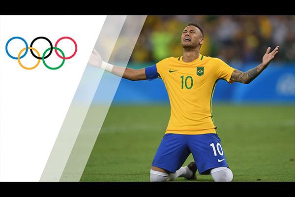 内马尔率领巴西击败德国!世界杯的仇恨终于报了!
