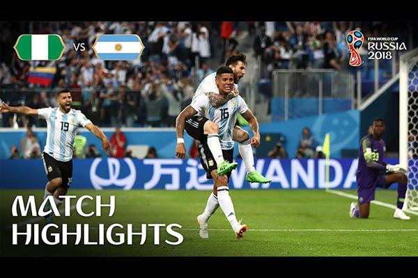 梅西世界杯首球!整个阿根廷都沸腾了!