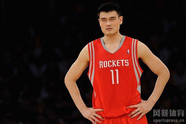 盘点姚明NBA数据 告诉你姚明在NBA算什么水平