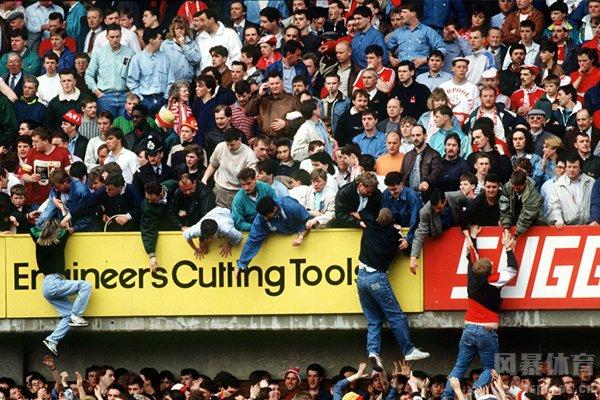 利物浦惨案都是因为管理不当,引发的人员拥挤踩踏