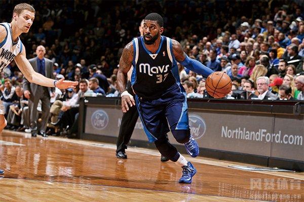 梅奥在NBA征战多年