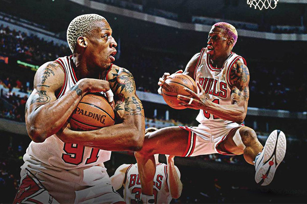 篮板王是什么意思?篮板王罗德曼身高是多少?