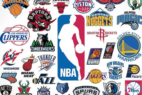 NBA球队队徽