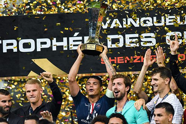 大巴黎获法甲冠军是怎么回事?具体是什么情况?