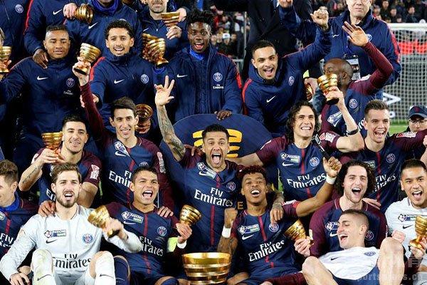 法甲已经连续获得多次法甲冠军