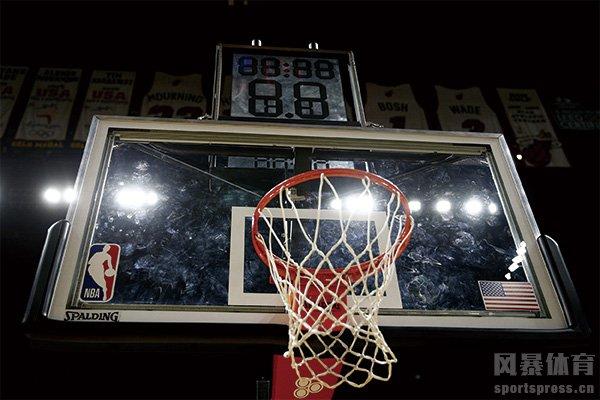 NBA计划在7月复赛