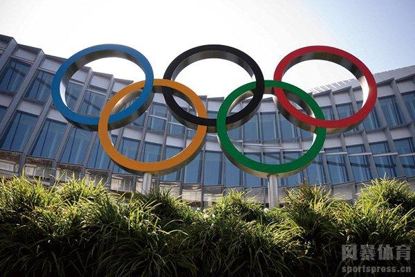 奥运会每四年一届