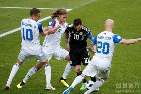 其实冰岛队的防守非常强