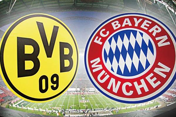 德甲多特蒙德VS拜仁慕尼黑比分预测 多特蒙德主场强势本场有望赢盘