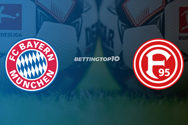 德甲拜仁慕尼黑VS杜塞尔多夫比赛分