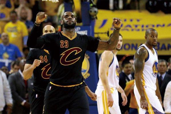 2016年NBA总决赛第六场集锦 詹姆斯狂砍40+率队取胜