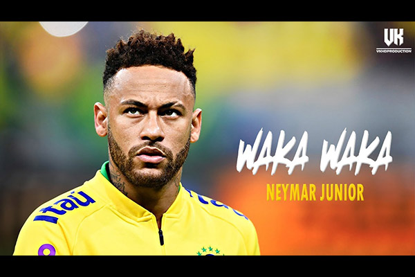 内马尔是巴西队的领衔人物!盘点内马尔巴西队的精彩表现!