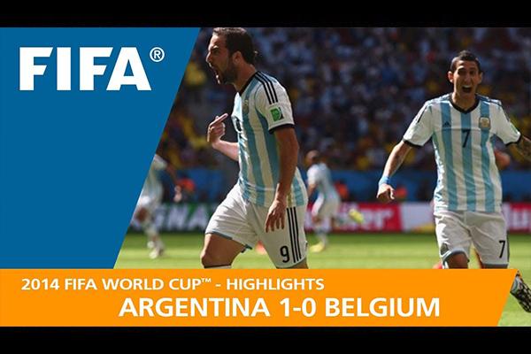 <b>伊瓜因2014世界杯的高光表现!盘点全场精彩集锦!</b>