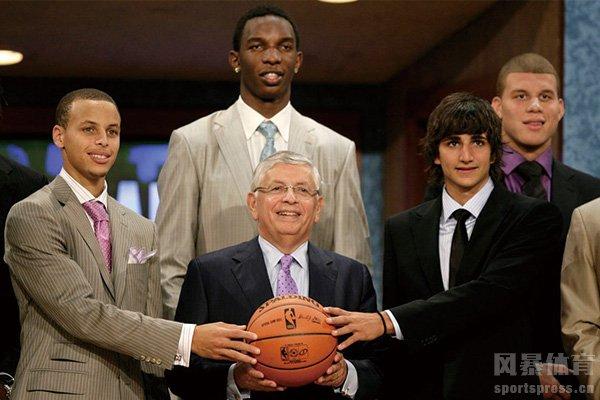 2009年NBA选秀视频 2009年NBA选秀前五顺位