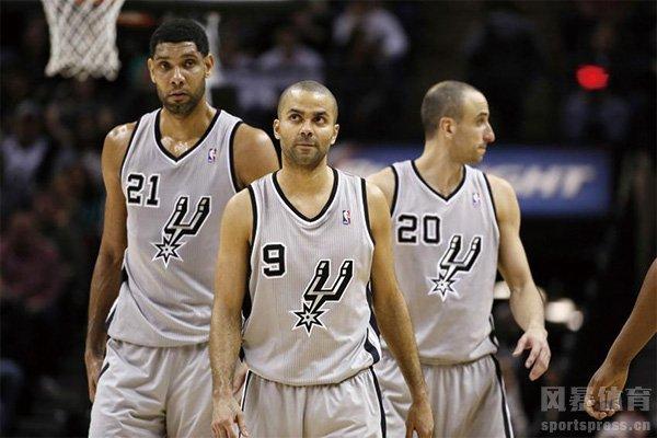 最强NBA组合