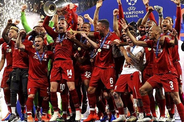 利物浦获得18/19赛季欧冠冠军,不得不说利物浦近两个赛季表现十分强大