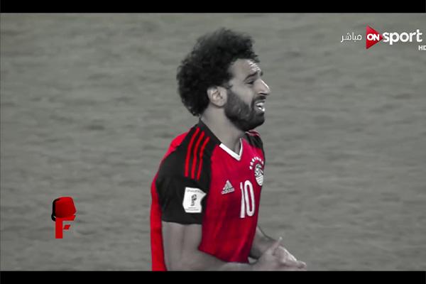 萨拉赫的沮丧时刻!盘点萨拉赫世界杯的伤心时刻!
