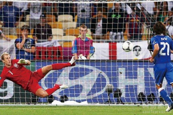 皮尔洛勺子点球视频 2012年欧洲杯皮尔洛勺子点球