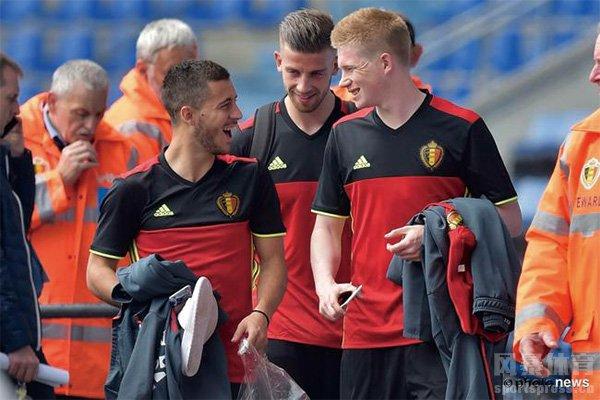 比利时队员