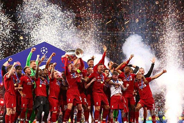 本赛季欧冠4强火力十足