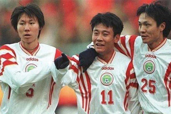 97国足队员