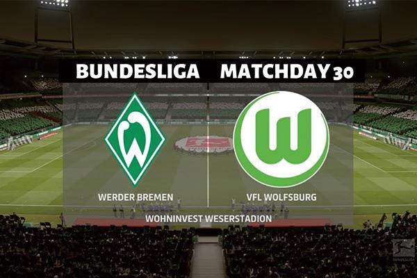 德甲云达不莱梅VS沃尔夫斯堡比赛分析 沃尔夫斯堡客场欲全取三分