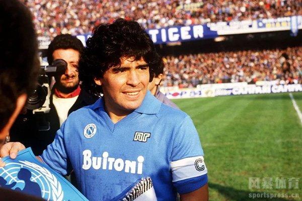 马拉多纳是阿根廷的传奇球王