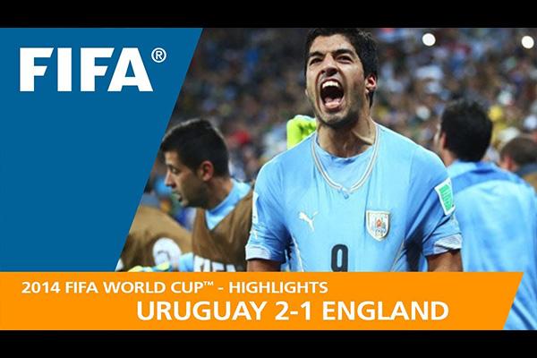 苏亚雷斯一直是乌拉圭的英雄!盘点苏亚雷斯的精彩表现!