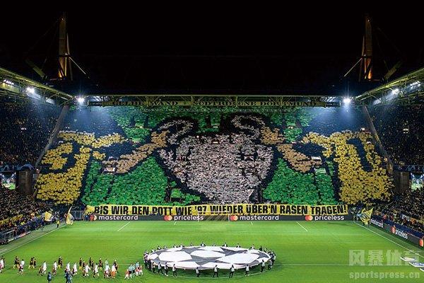 威斯特法伦球场是有名的魔鬼主场