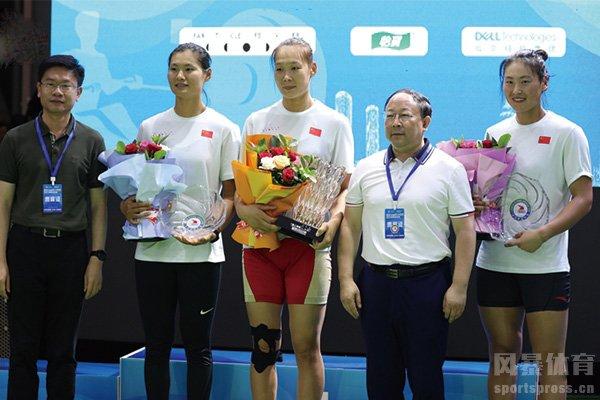 中国赛艇队本次收获颇丰