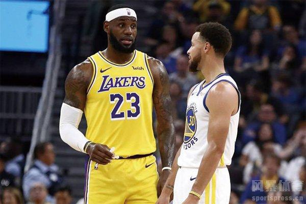NBA球员年薪排名2020 库里高居第一詹姆斯只排第七