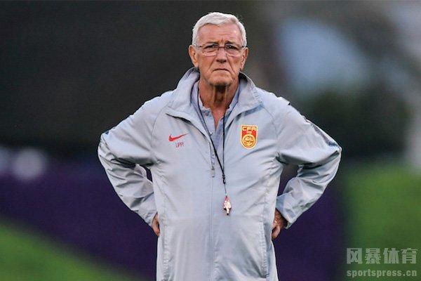 里皮年薪多少?前国足主教练里皮