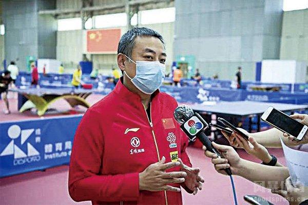 中国乒乓球队已经做好了应对准备