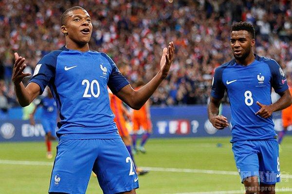 2018世界杯更是姆巴佩的封神之战