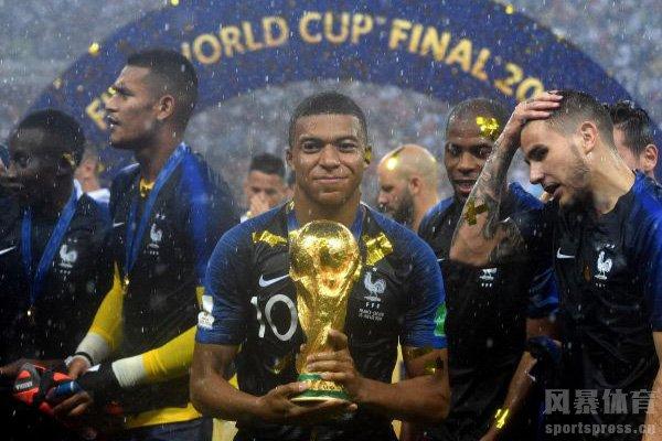 2018年的大力神杯法国队也值得拥有