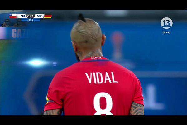 <b>比达尔在国家队的精彩表现!盘点比达尔国家队生涯!</b>