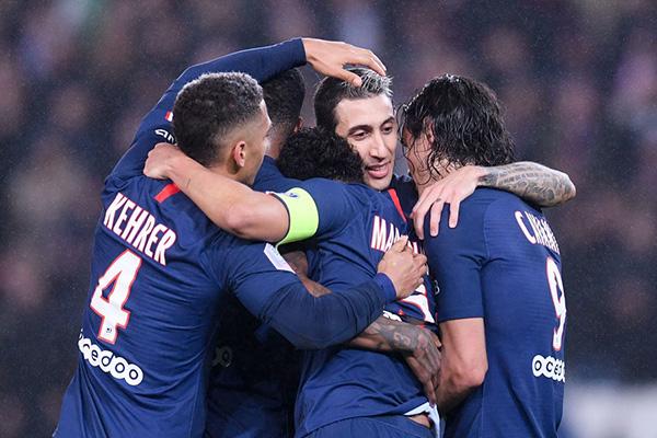 法甲联赛二次确认结束本赛季,再度恭喜巴黎圣日耳曼获得法甲冠军