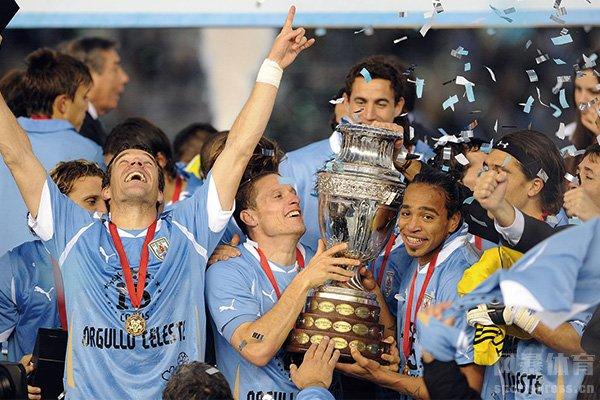 乌拉圭获得过几次美洲杯冠军?乌拉圭美洲杯战绩回顾