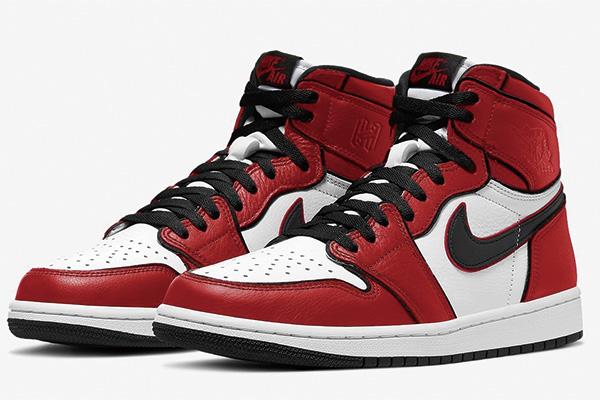 最经典的乔丹鞋一代
