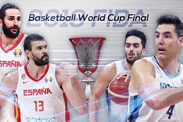 2019篮球世界杯决赛