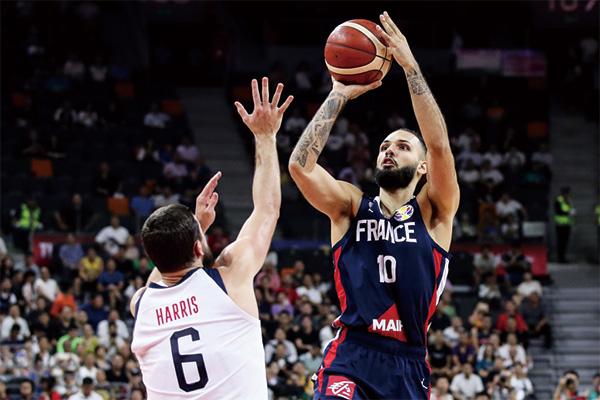 法国男篮主力得分手富尼耶