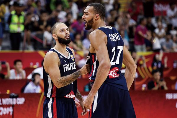 法国男篮队员