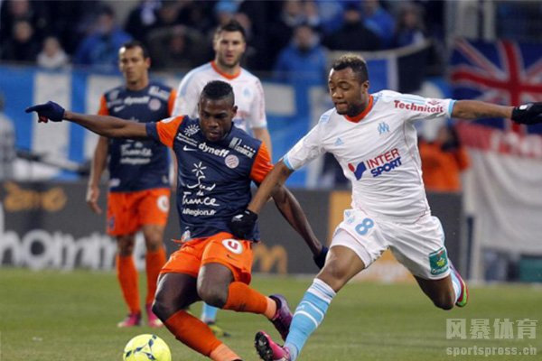 蒙彼利埃在11/12赛季获得法甲冠军